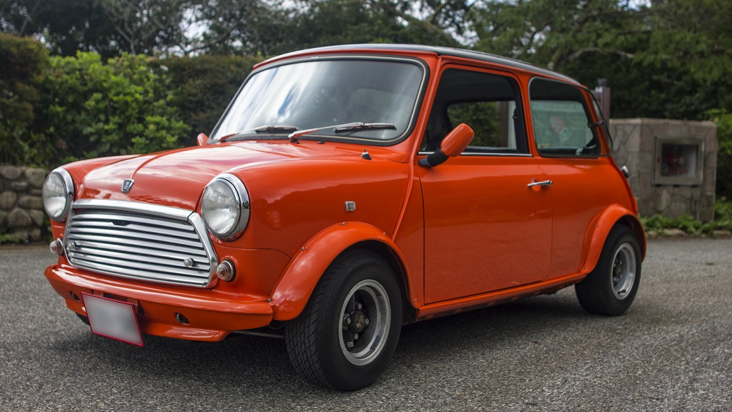 1992 Rover Mini Amagasaki Motor Co Ltd Japan Used Cars