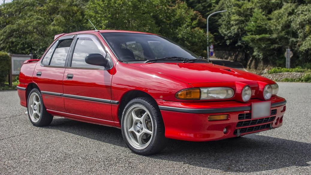 1992 ISUZU GEMINI ILMUSHA-R 4WD