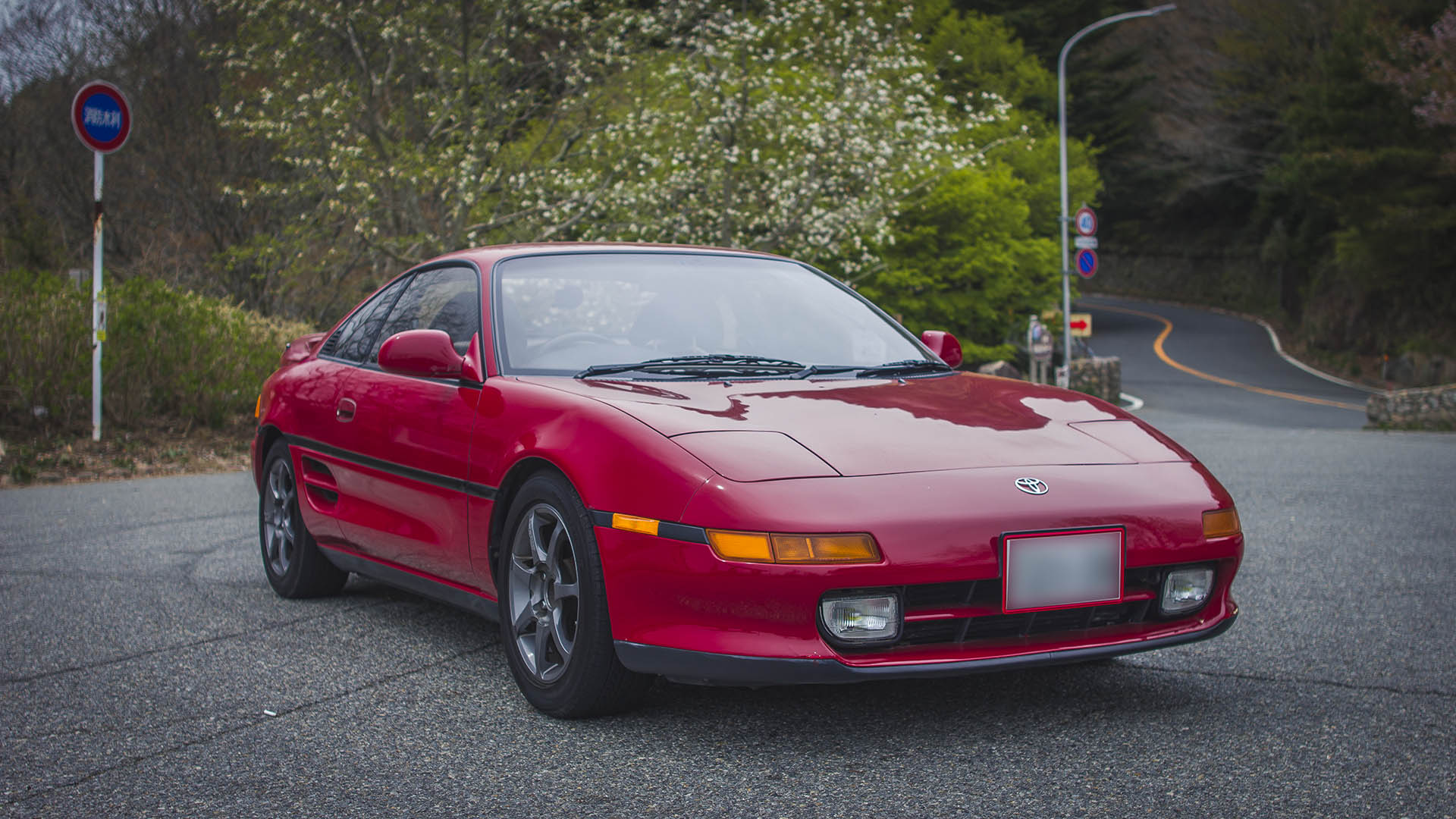 1990 TOYOTA MR2 G LIMITED