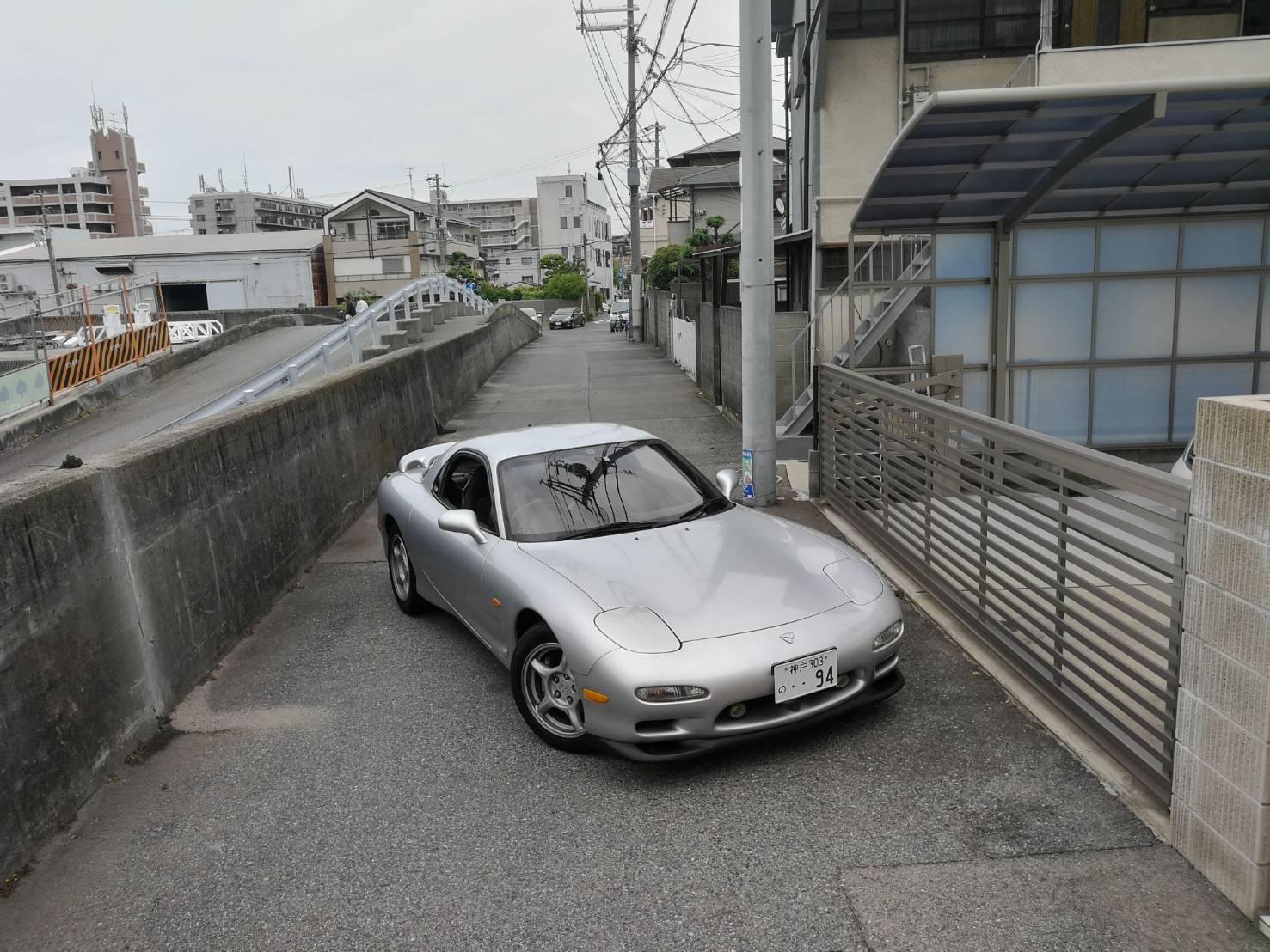 1992 RX-7 TYPE R