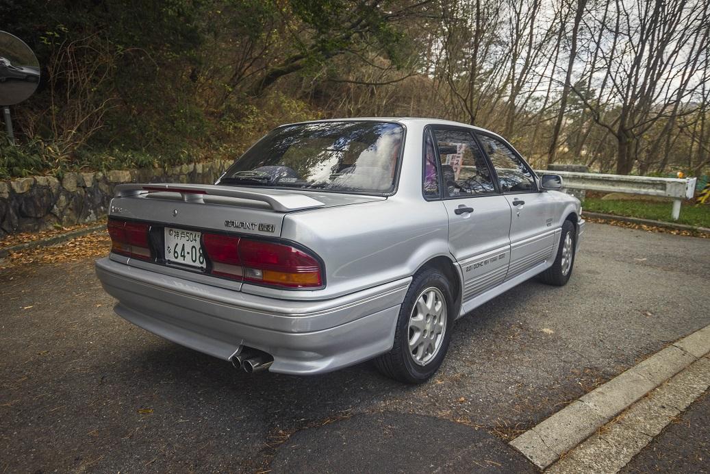 MITSUBISHI 1990 GALANT VR-4
