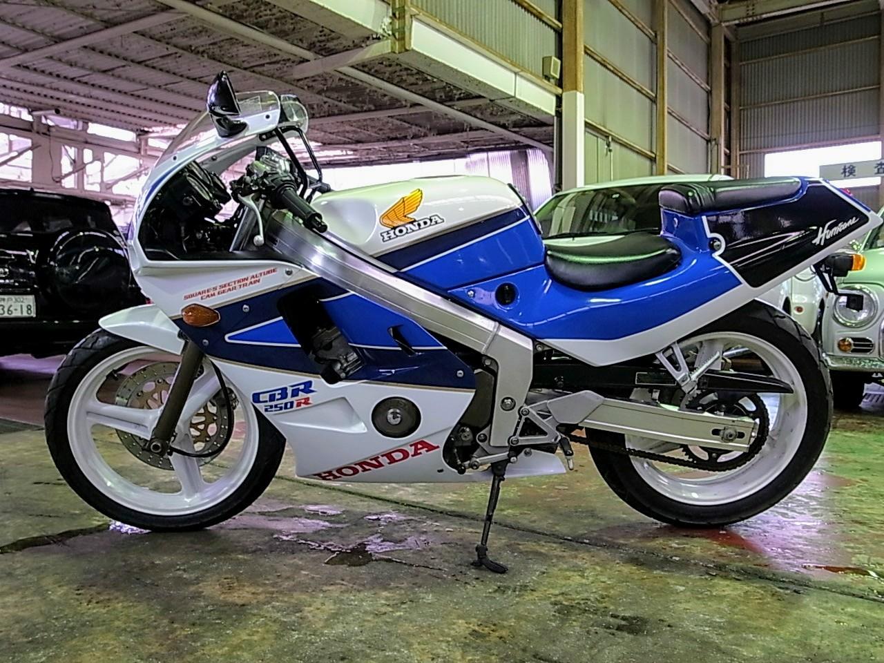HONDA CBR250R ;)